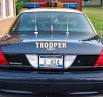 police state trooper cruiser